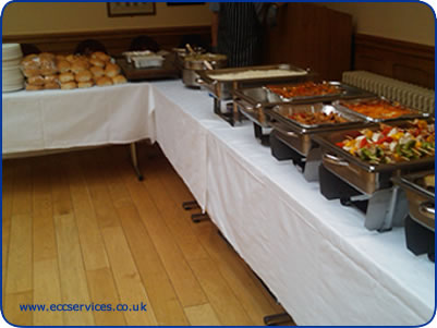 combination mix and match catering