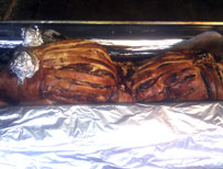 pork roast caterer
